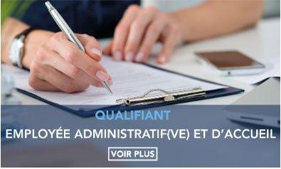 Employé(e) administratif(ve) et d'accueil (EAA)