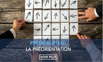 La Préorientation (plate-forme 95)