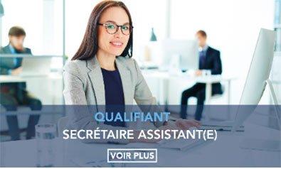 Secrétaire assistant(e) (SA)